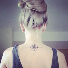 Nice Tattoo on Back