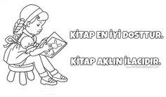 #kütüphanelerhaftası #dünyakitapgünü #kitapboyama #güzelsözler #belirligünvehaftalar https://www.youtube.com/watch?v=nssA0UPNTLU