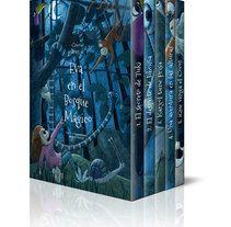 Colección cuentos infantiles Eva en el Bosque Mágico, 5 libros en caja Magical Forest, Short Stories, Crates, Libros