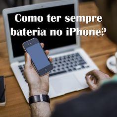 #yonos_dicas • Sabem como ter sempre bateria no iPhone? Ora vejam... http://tecnologiay.com/2014/07/22/sabe-como-ter-sempre-bateria-no-iphone/ #yonos_tips