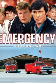 Emergency! 1972-1979 ohn Gage, was hot as I was growing up.