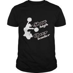 shaw high cheer leader