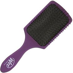 Wet Brush Pro Detangle Paddle Brush - Violet $7.95    Visit www.BarberSalon.com One stop shopping for Professional Barber Supplies, Salon Supplies, Hair & Wigs, Professional Product. GUARANTEE LOW PRICES!!! #barbersupply #barbersupplies #salonsupply #salonsupplies #beautysupply #beautysupplies #barber #salon #hair #wig #deals #sales #wetbrushpro #detangle #paddlebrush #violet