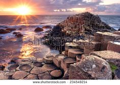Air inclusive, expertly designed self drive vacation packages to Dublin, Belfast, Derry & Donegal in Ireland at prices you can afford. E Dublin, Formations Rocheuses, Basalt Columns, Beau Site, Places In Europe, Parc National, Emerald Isle, Northern Ireland, Northern Irish