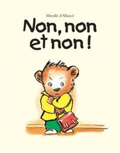 Non, Non Et Non : Meilleures, Idées, Phase, Livre, Enfant,, Littérature, Enfantine,, Jeunesse