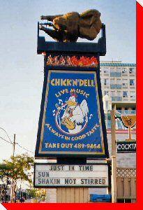 Barbeque Chicken - Toronto, Ontario