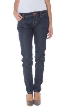 Jeans Donna Phard (BO-P17058604254P1 NEW HOT SKIN) colore Blu