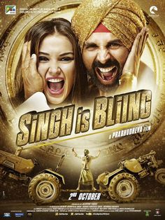 Singh is Bling Movie Trailer - IndiaShor.com