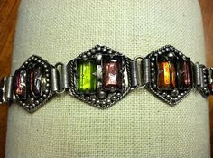 Vintage Handwrought Egyptian Revival Style by SweetBettysBling, $10.00