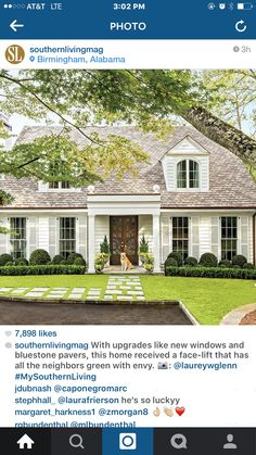 69 best cape cod style houses images exterior homes cape cod rh pinterest com Cape Cod Style House Interior Ranch Style House