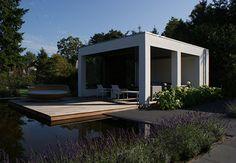 VILLA LM - interior   architecture   totaal concepten   interieur   tuinplan - Marco van Veldhuizen
