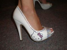 Hello Kitty Shoes Heels