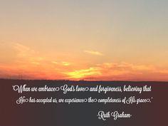 Ruth Graham quote