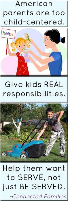 Educando a los niños