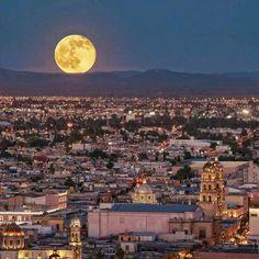 The beautiful city of Hermosillo ,Sonora ,Mexico