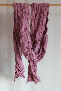 cocon.commerz PRIVATSACHEN Crashschal aus Seide in rosa | eBay