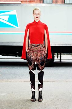 Givenchy's 2013 Resort collection is pinned to Irina Kruzhilina's #Petrushka board.