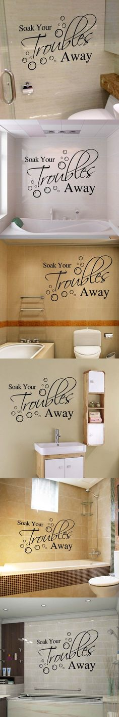 aw9376 Change your Mood  Inspirational Mirror Decal , Motivational Wall Sticker On Mirror for Home Bathroom Decor