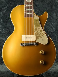 "Gibson  Custom Shop ""Kazuyoshi Saito"" Les Paul VOS【Antique Gold】【KAZ022】"
