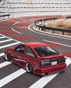 Corolla Ae86, Toyota Corolla, Corolla Tuning, Corolla Levin, Best Jdm Cars, Street Racing Cars, Auto Racing, Jdm Wallpaper, Slammed Cars