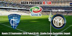Prediksi Bola Empoli vs Inter Milan 22 September 2016