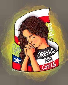 Oramos por Chile