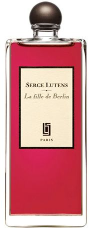 Serge Lutens La Fille de Berlin - New spicy rose fragrance to be launched in March 2013 Just in time for my birthday!! Merci beaucoup Serge