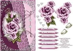 Layers Of Beauty Card Topper 1