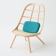 Jin Kuramoto - Nadia Wooden furniture
