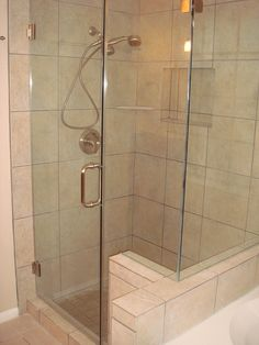 Remodeling Bathroom Stand Up Shower stand up shower, jacuzzi tub | bathroom design & renovation