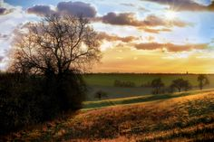 Franconian Countryside by Marcela Leuchtweis on 500px