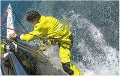 training - Team Brunel - The Volvo Ocean Race