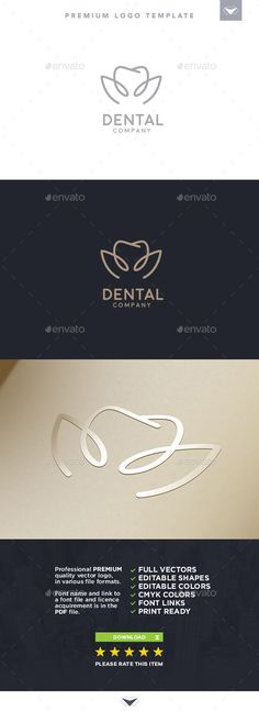Dental Logo - Logo Templates