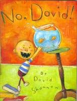 No, David!, David Shannon. Great for drawing conclusions since there aren't a lot of words in it!