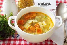 Суп Три цвета