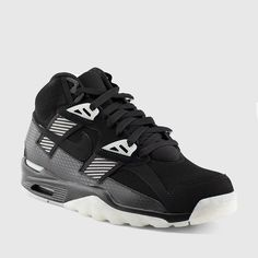b42113d60f05 Nike Air Trainer SC Sneaker Black Size 8.5 Mens 302346-016  Nike   AthleticSneakers