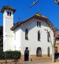 Casa Santamaria  1908  Architect: Lluís Planas i Calvet