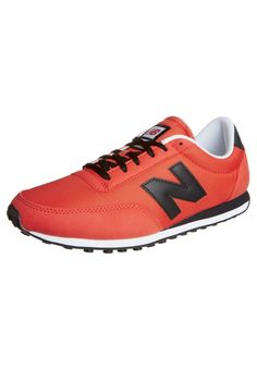 new concept c1f18 8d16a New Balance (NB) 410 Running Sneaker Heren Diep Karmijn,Hot style of  trainers have good quality,What are you waiting