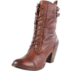 MIA Women's Nanette Lace-Up Boot