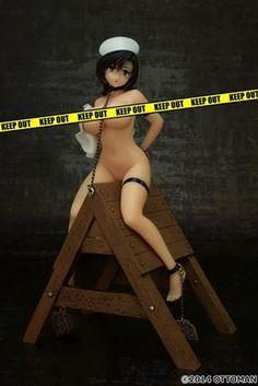 CANDY RESIN HENTAI VOL.02 RODEO GIRL BLACK VER.