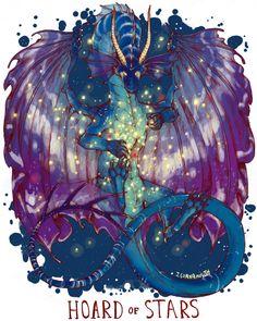 HOARD OF STARS PRINT