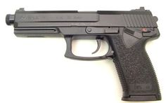 HK Mk23 SOCOM .45--my ultimate handgun.