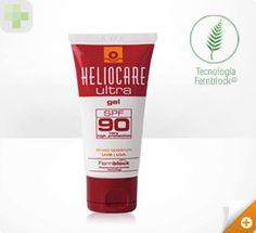 #HeliocareUltra90Gel es un #protectorsolar fotoinmunoprotector con una muy alta protección a la radiación solar para pieles con una extrema sensibilidad a la radiación. http://www.descuentosparafarmacia.es/heliocare-ultra-90-gel-50-ml.html