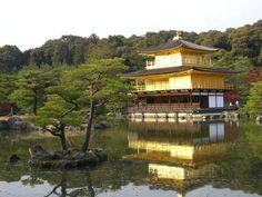 金閣寺(Kinkakuji )  Golden Temple (Kyoto, Japan)