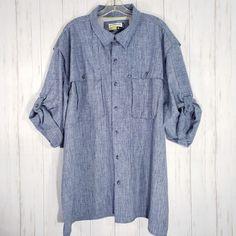 magellan angler fit shirt - 236×236