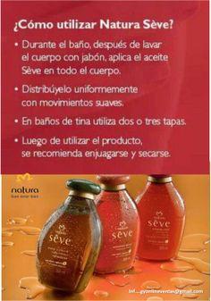 Natura SÉVE Natura Cosmetics, Perfume, Belleza Natural, Skin Care, Fruit, Makeup, Tips, 3, Body Care