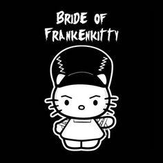 Bride of Frankenkitty ψ(`∇´)ψ