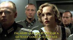 vídeo legendado - sátira sobre o Hitler se cadastrando na Geteasy!