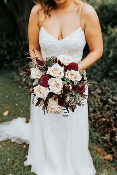 Blush roses with hints of burgundy flowers & greenery, Willa Floral Design created this bridal bouquet for Lilly & Pat's, Hunter Valley wedding at Tocal Homested, captured by Blake Chaney Photography. #weddingideas #weddingdress #huntervalleyweddings #2021wedding Red Bouquet Wedding, Blush Bouquet, Wedding Flowers, Wedding Dresses, Blush Roses, Red And Pink Roses, Burgundy Flowers, Hunter Valley Wedding, Baltimore Wedding