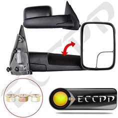 Please read the fitment to verifiy the year make model trim of your vehicle before purchasing * Comes as a PAIR Fits both LH (Driver Side) & RH (Passenger Side) * Fitment:2002-08 Dodge Ram 1500 Truck Manual Towing Black Mirror Pair 2003-09 Dodge Ram 2500 Truck Manual Towing Black Mirror Pair 2003-09 Dodge Ram 3500 Truck Manaul Towing Black Mirror Pair * (Placed within the Amazon Associates program) * 19:58 Mar 19 2017